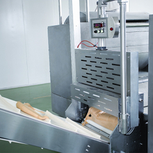 FEEDING SYSTEM FOR HARD DOUGH