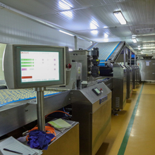 Soda Biscuit & Cracker Biscuit Production Line